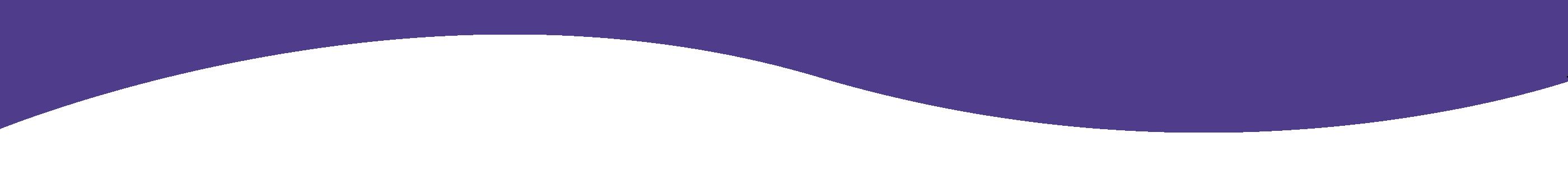 Forma de onda purpura para el diseño del sitio web